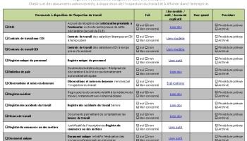 Modele gratuit document unique devaluation des risques - Grille d evaluation des risques professionnels ...